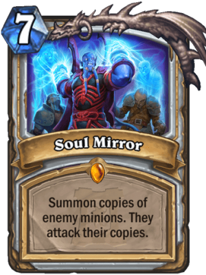Soul Mirror Card
