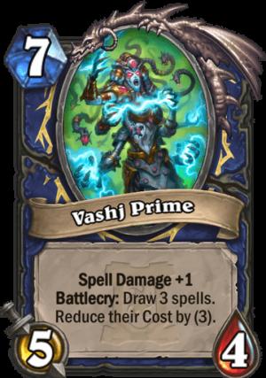 Vashj Prime Card