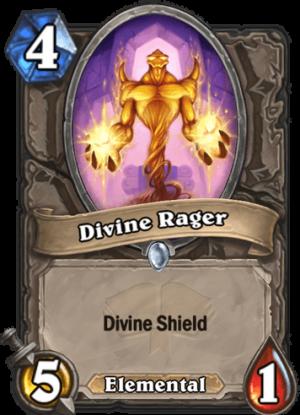 Divine Rager Card