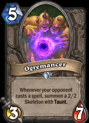 Ogremancer Card