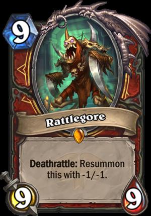 Rattlegore Card