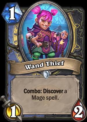 Wand Thief Card
